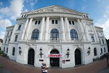 Altonaer Rathaus, Hamburg, Germany