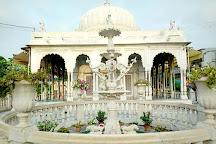 Parashnath Jain Temple, Kolkata (Calcutta), India