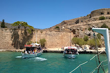 Spinalonga Beach, Elounda, Greece