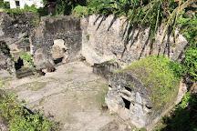 Cachot de Cyparis et ancienne prison, Saint-Pierre, Martinique
