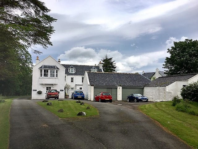 Peinmore House by Portree