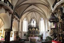 Kostel Svateho Vojtecha, Prague, Czech Republic