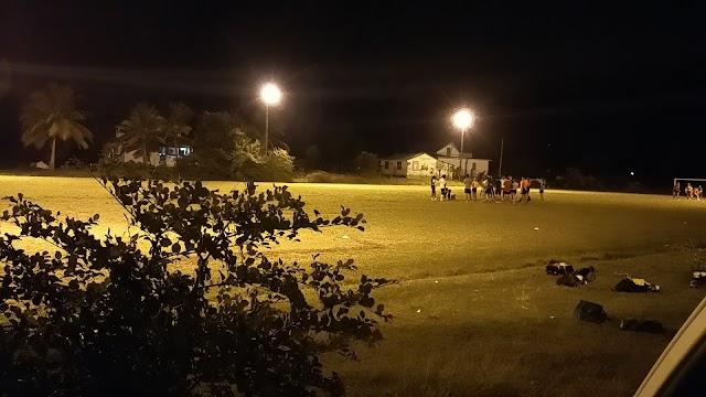 Terrain De Football Bois De Vipart