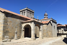Church of La Asuncion, La Alberca, Spain