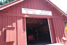 Parksville Museum, Parksville, Canada