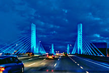 Pearl Harbor Memorial Bridge, New Haven, United States