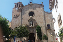 Parish Church of Sant Vicenc, Tossa de Mar, Spain