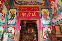 Chao Pho Mae Klong Shrine, Samut Songkhram, Thailand