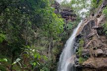 Veu da Noiva Waterfall, Chapada dos Guimaraes, Brazil