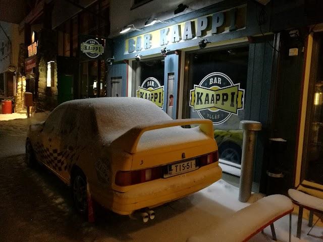 Bar Kaappi - Yllas