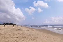 Veerampattinam Beach, Pondicherry, India