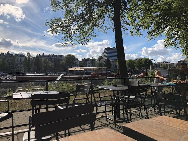 Café Restaurant De Ysbreeker Amsterdam