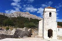 Church of St. Lucy, Baska, Croatia