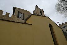 Eglise St Pierre & Paul, Cagnes-sur-Mer, France