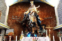 Basilica of the Immaculate Conception, Chignahuapan, Mexico