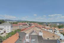 Námestie SNP, Banska Bystrica, Slovakia