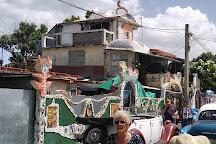Yuniel Delgado Studio, Havana, Cuba