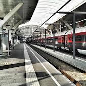 Станция  Salzburg