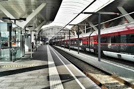 Станция   Salzburg Hauptbahnhof