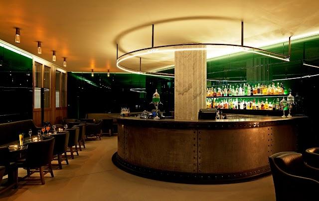 Green Bar at Hotel Cafe Royal
