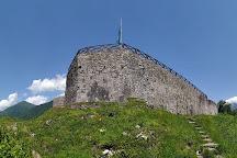 Tolmin Castle on Kozlov Rob, Tolmin, Slovenia