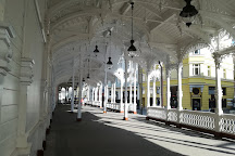 Vridelni kolonada, Karlovy Vary, Czech Republic
