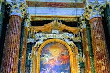 Chiesa Santa Maria in Portico in Campitelli, Rome, Italy