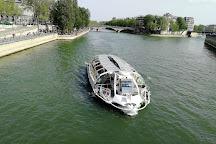 Pont d'Arcole, Paris, France