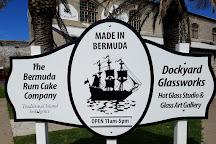 The Bermuda Rum Cake Company, Hamilton, Bermuda
