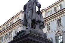 Monumento a Vincenzo Gioberti, Turin, Italy