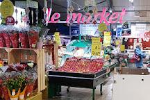 Brantome Market, Brantome, France