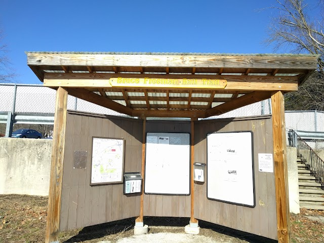 Bruce Freeman Rail Trail Parking Lot