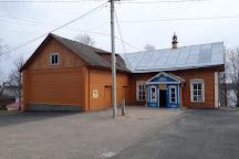 Museum of Flax, Myshkin, Russia