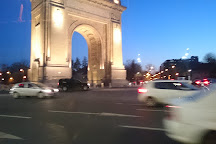Triumph Arch, Bucharest, Romania