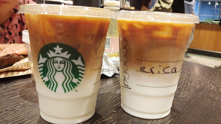 Starbucks Schiphol