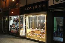 Vass Shoes, Budapest, Hungary