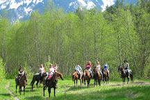 Adventure on Horseback, Pemberton, Canada