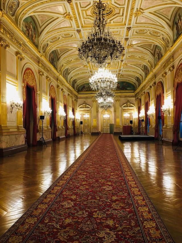 Assemblée Nationale Palais Bourbon