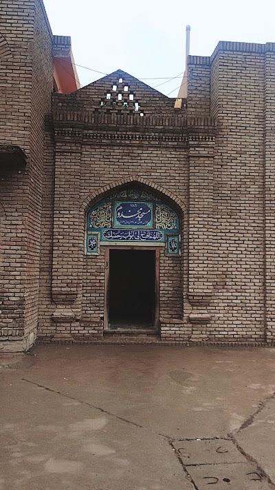 Masjid makhdoom old city