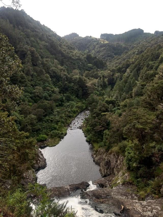 Taheke Waterfalls