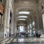 Железнодорожная станция  Milan Centrale