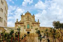 San Francesco d'Assisi, Matera, Italy