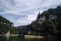 Vedettes Panoramiques du Saut du Doubs, Villers-le-Lac, France