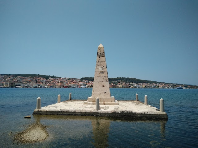 The Obelisk, Argostoli