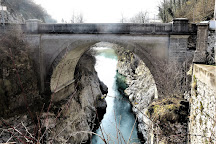 Bridge of Napoleon, Kobarid, Slovenia
