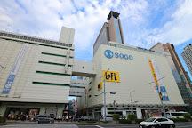 Kobe Hankyu, Kobe, Japan