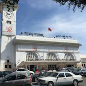 Железнодорожная станция  Casablanca
