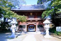 Mamasan Guhoji Temple, Ichikawa, Japan