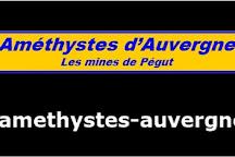 Amethystes d'Auvergne, Champagnat-le-Jeune, France