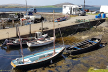The Brazen Hussy Charter Boat, Letterfrack, Ireland